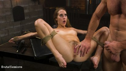 Photo number 19 from Cadence Lux: Cock Hungry Slut Takes A Greedy Beating From Charles Dera shot for Brutal Sessions on Kink.com. Featuring Charles Dera and Cadence Lux in hardcore BDSM & Fetish porn.