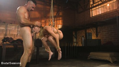 Photo number 5 from Cadence Lux: Cock Hungry Slut Takes A Greedy Beating From Charles Dera shot for Brutal Sessions on Kink.com. Featuring Charles Dera and Cadence Lux in hardcore BDSM & Fetish porn.