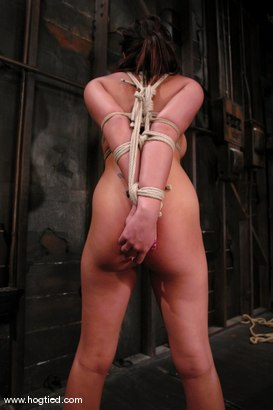 Photo number 7 from Eva Angelina shot for Hogtied on Kink.com. Featuring Eva Angelina in hardcore BDSM & Fetish porn.