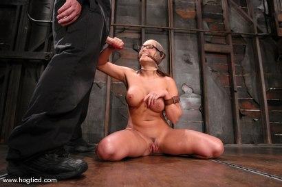 Photo number 10 from Eva Angelina shot for Hogtied on Kink.com. Featuring Eva Angelina in hardcore BDSM & Fetish porn.