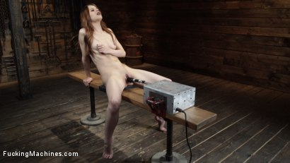 Photo number 9 from Jillian Janson: Sexy Young Slut is Machine Fucked for the First Time shot for Fucking Machines on Kink.com. Featuring Jillian Janson in hardcore BDSM & Fetish porn.