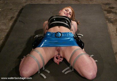 Photo number 4 from Tawni Ryden  Back and Better Than Ever! shot for Water Bondage on Kink.com. Featuring Tawni Ryden in hardcore BDSM & Fetish porn.