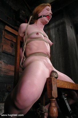 Photo number 4 from Madison Young <br> in one of Hogtied hardest updates. shot for Hogtied on Kink.com. Featuring Madison Young in hardcore BDSM & Fetish porn.