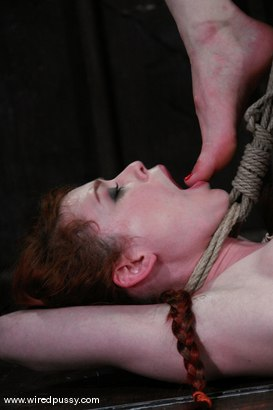 Photo number 5 from Justine Joli shot for Wired Pussy on Kink.com. Featuring Justine Joli in hardcore BDSM & Fetish porn.