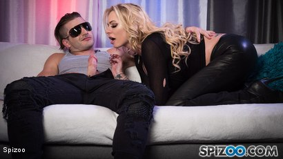 Briana Banks Bangs Her Idol