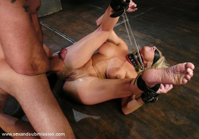 Photo number 14 from Ragan Anthony shot for sexandsubmission on Kink.com. Featuring Steven St. Croix and Regan Anthony in hardcore BDSM & Fetish porn.