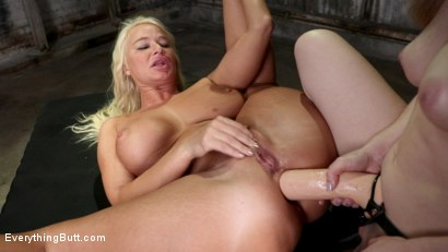 Photo number 9 from After School Anal: Bratty Kate Kennedy Fists Hot MILF London River shot for Everything Butt on Kink.com. Featuring Kate Kennedy and London River in hardcore BDSM & Fetish porn.