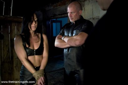 Photo number 2 from The Training of Julie Night, Day Four shot for The Training Of O on Kink.com. Featuring Julie Night and Mark Davis in hardcore BDSM & Fetish porn.