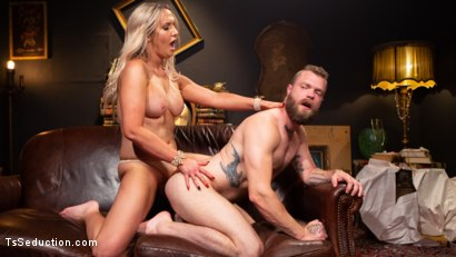 Time To Play: Kayleigh Coxx Brings Mike Panic to Life For Kinky Fun