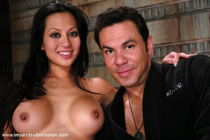 Photo number 15 from Gianna Lynn shot for Sex And Submission on Kink.com. Featuring Steven St. Croix and Gianna Lynn in hardcore BDSM & Fetish porn.