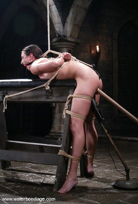 Photo number 7 from Wenona strikes again! shot for Water Bondage on Kink.com. Featuring Wenona in hardcore BDSM & Fetish porn.