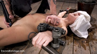 Photo number 17 from Cadence Lux: The Depths of Hell shot for Device Bondage on Kink.com. Featuring Cadence Lux in hardcore BDSM & Fetish porn.
