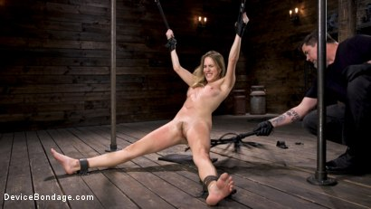Photo number 8 from Cadence Lux: The Depths of Hell shot for Device Bondage on Kink.com. Featuring Cadence Lux in hardcore BDSM & Fetish porn.