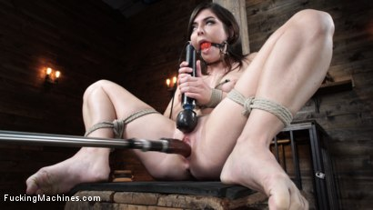 Photo number 10 from Keira Croft: Bondage Slut Machine Fucked shot for Fucking Machines on Kink.com. Featuring Keira Croft in hardcore BDSM & Fetish porn.