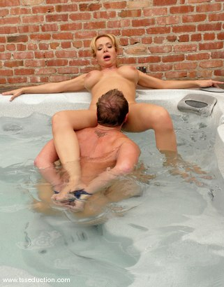 Photo number 9 from Gia Darling and Brandon West shot for TS Seduction on Kink.com. Featuring Gia Darling and Brandon West in hardcore BDSM & Fetish porn.
