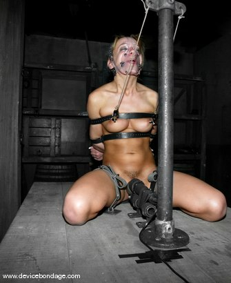 Photo number 14 from Bucking Bronco shot for Device Bondage on Kink.com. Featuring Holly Wellin in hardcore BDSM & Fetish porn.