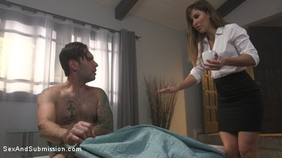 Photo number 4 from Doctor's Orders: Paige Owens Fucked and Fisted by Tommy Pistol    shot for sexandsubmission on Kink.com. Featuring Tommy Pistol and Paige Owens in hardcore BDSM & Fetish porn.