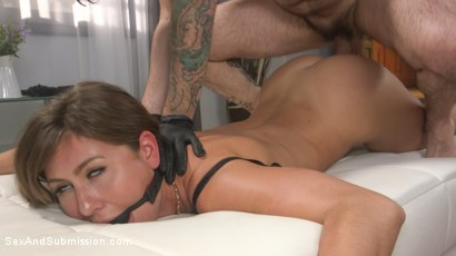 Photo number 9 from Doctor's Orders: Paige Owens Fucked and Fisted by Tommy Pistol    shot for sexandsubmission on Kink.com. Featuring Tommy Pistol and Paige Owens in hardcore BDSM & Fetish porn.