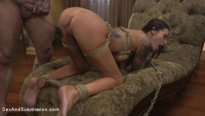 Photo number 14 from The Client List: Submissive Gia DiMarco Returns for More Punishment shot for Sex And Submission on Kink.com. Featuring Derrick Pierce and Gia DiMarco in hardcore BDSM & Fetish porn.