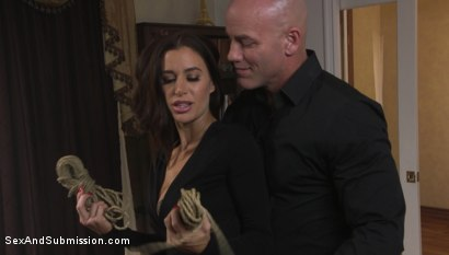Photo number 2 from The Client List: Submissive Gia DiMarco Returns for More Punishment shot for Sex And Submission on Kink.com. Featuring Derrick Pierce and Gia DiMarco in hardcore BDSM & Fetish porn.