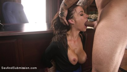 Photo number 6 from The Client List: Submissive Gia DiMarco Returns for More Punishment shot for Sex And Submission on Kink.com. Featuring Derrick Pierce and Gia DiMarco in hardcore BDSM & Fetish porn.