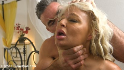 Photo number 15 from Earning the Cane: London River Gets Beaten and Fucked by Charles Dera shot for Sex And Submission on Kink.com. Featuring Charles Dera and London River in hardcore BDSM & Fetish porn.