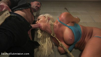 Photo number 6 from Earning the Cane: London River Gets Beaten and Fucked by Charles Dera shot for Sex And Submission on Kink.com. Featuring Charles Dera and London River in hardcore BDSM & Fetish porn.