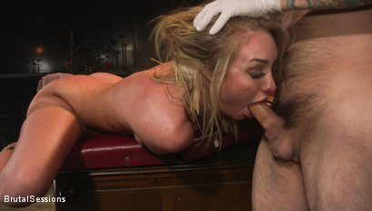 Photo number 9 from Anal Fuck Toy Daisy Stone is Helpless in the Dungeon shot for Brutal Sessions on Kink.com. Featuring Tommy Pistol and Daisy Stone in hardcore BDSM & Fetish porn.