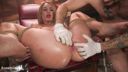 Photo number 24 from Anal Fuck Toy Daisy Stone is Helpless in the Dungeon shot for Brutal Sessions on Kink.com. Featuring Tommy Pistol and Daisy Stone in hardcore BDSM & Fetish porn.