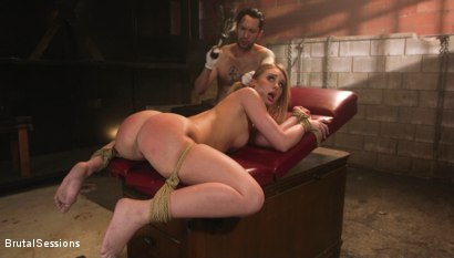 Photo number 8 from Anal Fuck Toy Daisy Stone is Helpless in the Dungeon shot for Brutal Sessions on Kink.com. Featuring Tommy Pistol and Daisy Stone in hardcore BDSM & Fetish porn.