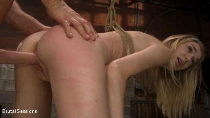 Photo number 23 from Mackenzie Moss: A Hunger For Pain and Dick shot for Brutal Sessions on Kink.com. Featuring Seth Gamble and Mackenzie Moss in hardcore BDSM & Fetish porn.