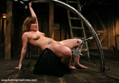 Photo number 13 from Cassidy Essence shot for Fucking Machines on Kink.com. Featuring Cassidy Essence in hardcore BDSM & Fetish porn.