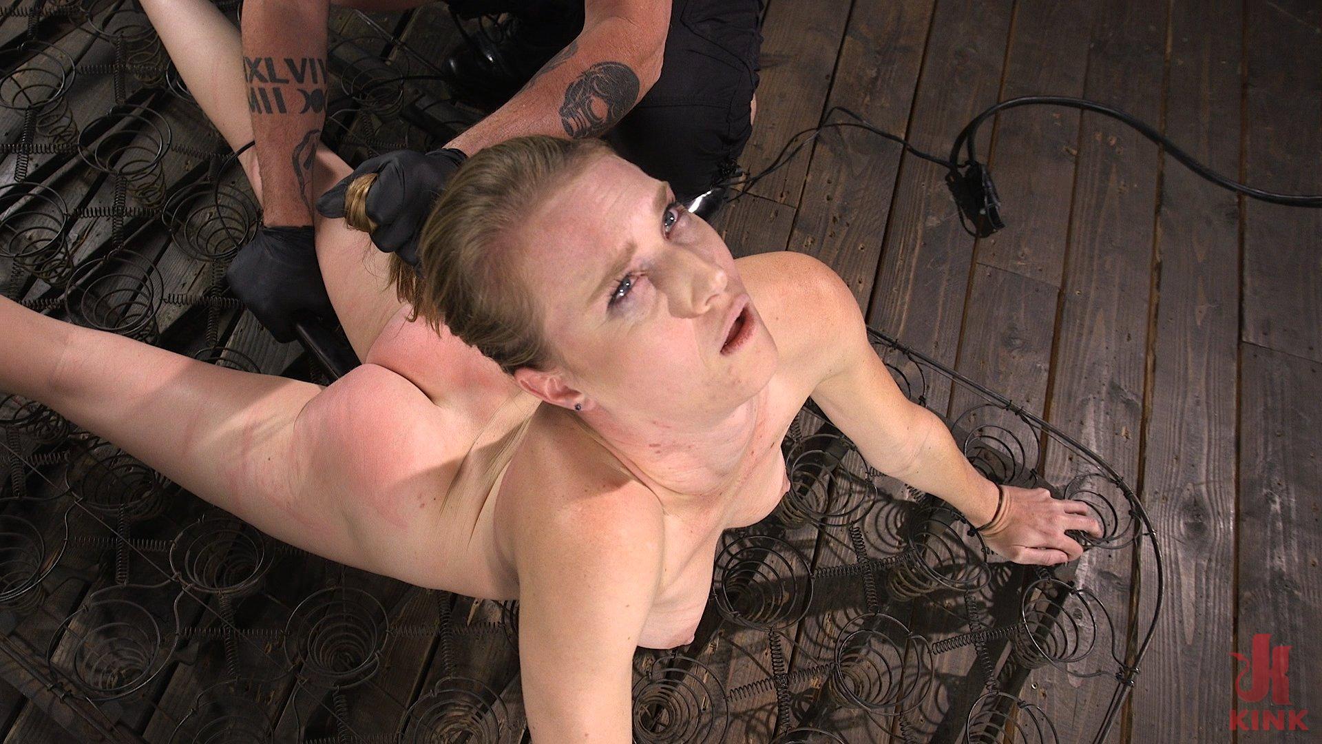Photo number 23 from Ashley Lane: Pain Slut Brutally Tormented in Device Bondage shot for Device Bondage on Kink.com. Featuring Ashley Lane in hardcore BDSM & Fetish porn.