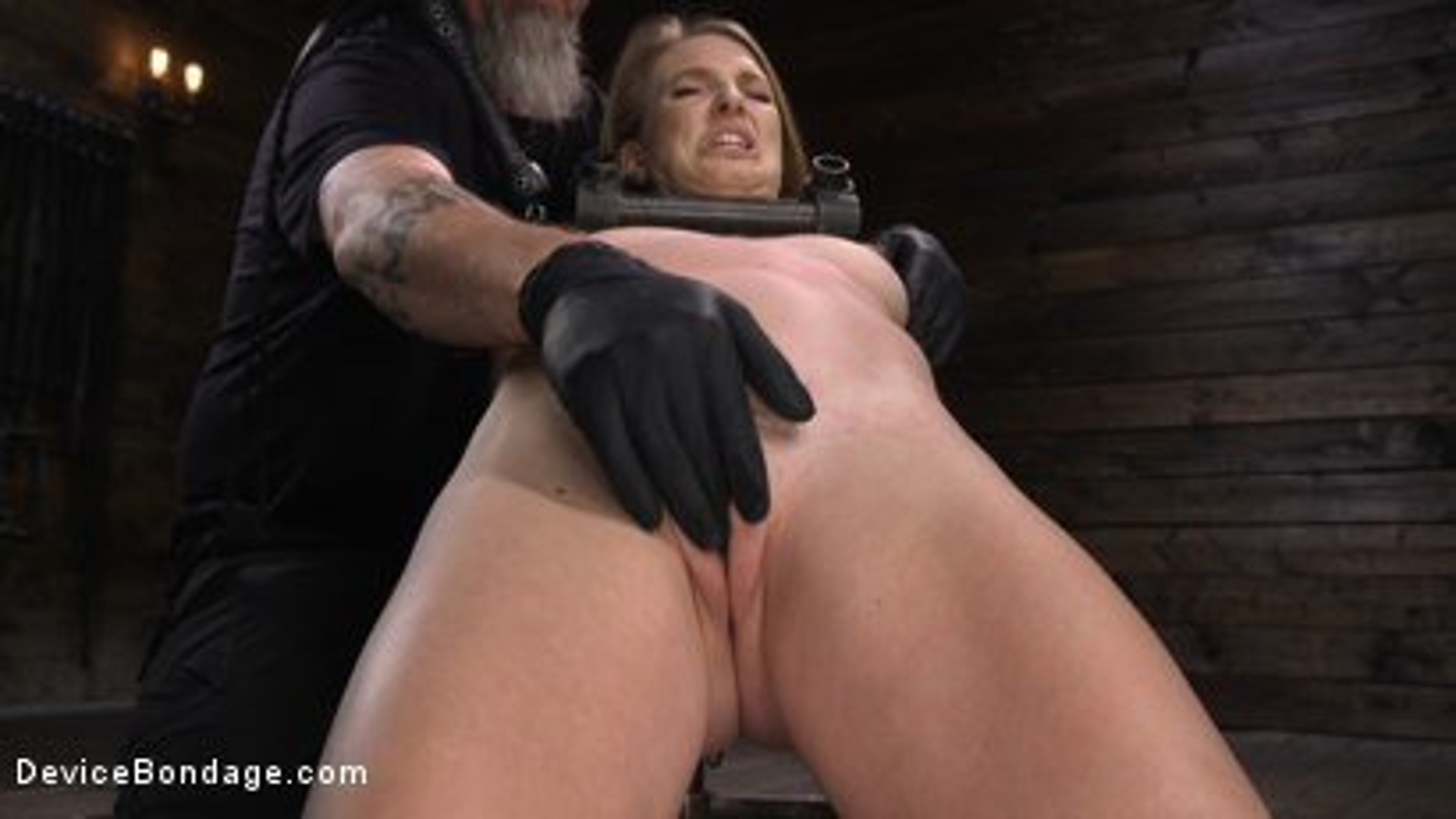 Photo number 3 from Ashley Lane: Pain Slut Brutally Tormented in Device Bondage shot for Device Bondage on Kink.com. Featuring Ashley Lane in hardcore BDSM & Fetish porn.