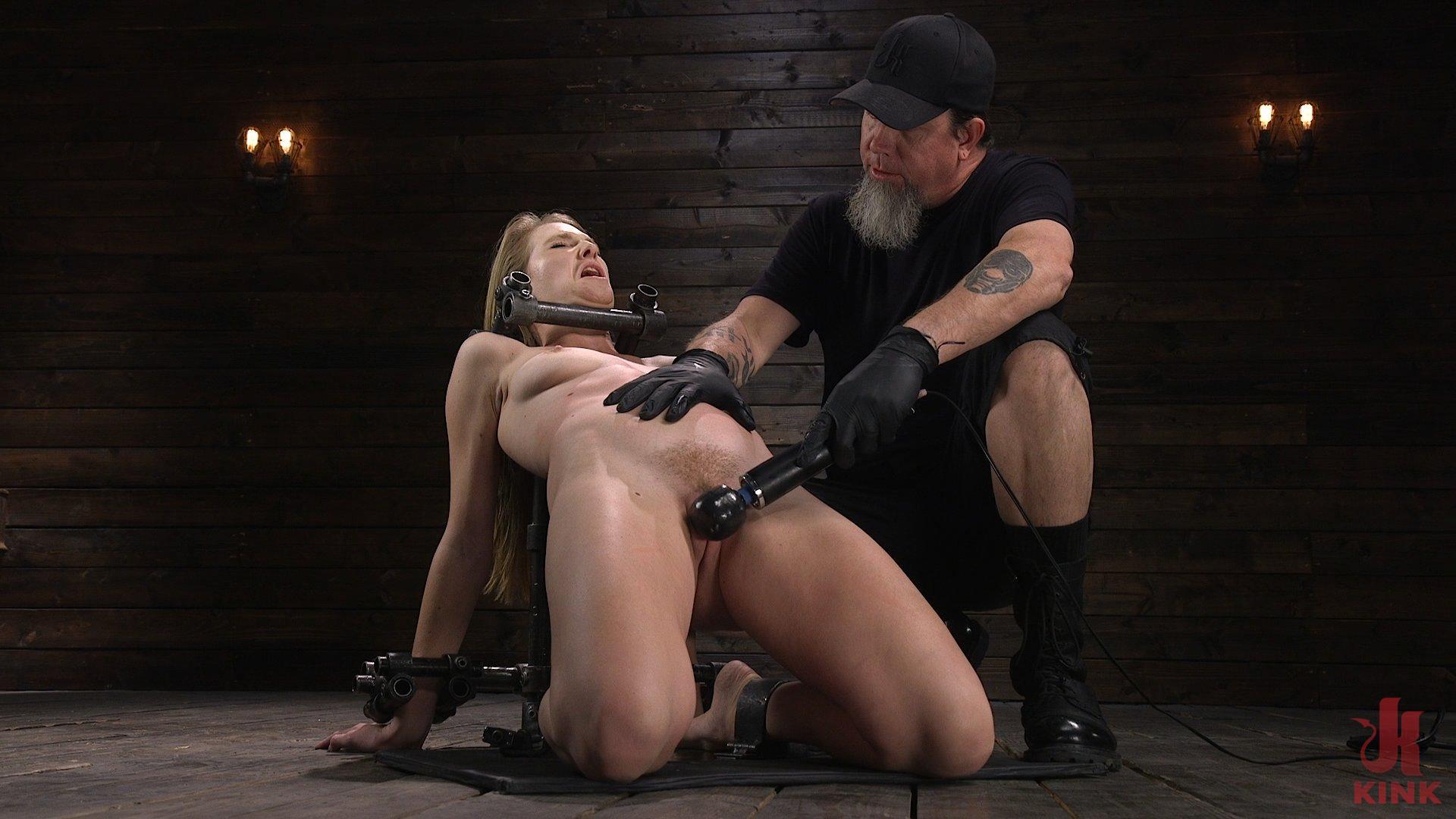 Photo number 8 from Ashley Lane: Pain Slut Brutally Tormented in Device Bondage shot for Device Bondage on Kink.com. Featuring Ashley Lane in hardcore BDSM & Fetish porn.