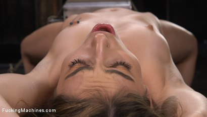 Photo number 10 from Kristen Scott: Bound and Machine Fucked Into Nonstop Orgasms shot for Fucking Machines on Kink.com. Featuring Kristen Scott in hardcore BDSM & Fetish porn.
