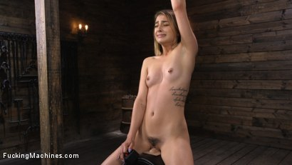 Photo number 21 from Kristen Scott: Bound and Machine Fucked Into Nonstop Orgasms shot for Fucking Machines on Kink.com. Featuring Kristen Scott in hardcore BDSM & Fetish porn.