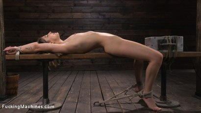 Photo number 9 from Kristen Scott: Bound and Machine Fucked Into Nonstop Orgasms shot for Fucking Machines on Kink.com. Featuring Kristen Scott in hardcore BDSM & Fetish porn.