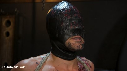 Photo number 21 from Face Your Fears: Tony Orlando and Sherman Maus Confront Their Torment shot for Bound Gods on Kink.com. Featuring Sebastian Keys, Sherman Maus and Tony Orlando in hardcore BDSM & Fetish porn.