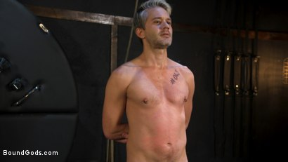 Photo number 3 from Face Your Fears: Tony Orlando and Sherman Maus Confront Their Torment shot for Bound Gods on Kink.com. Featuring Sebastian Keys, Sherman Maus and Tony Orlando in hardcore BDSM & Fetish porn.