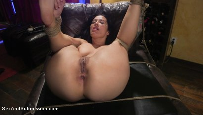 Photo number 21 from Anal Resolution: Tommy Pistol and Katrina Jade's New Year's Fuck shot for Sex And Submission on Kink.com. Featuring Tommy Pistol and Katrina Jade in hardcore BDSM & Fetish porn.