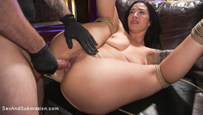 Photo number 29 from Anal Resolution: Tommy Pistol and Katrina Jade's New Year's Fuck shot for Sex And Submission on Kink.com. Featuring Tommy Pistol and Katrina Jade in hardcore BDSM & Fetish porn.