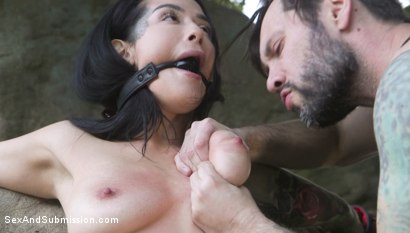 Photo number 8 from Anal Resolution: Tommy Pistol and Katrina Jade's New Year's Fuck shot for Sex And Submission on Kink.com. Featuring Tommy Pistol and Katrina Jade in hardcore BDSM & Fetish porn.