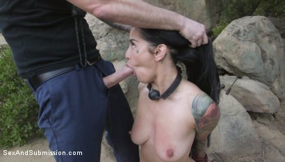 Photo number 10 from Anal Resolution: Tommy Pistol and Katrina Jade's New Year's Fuck shot for Sex And Submission on Kink.com. Featuring Tommy Pistol and Katrina Jade in hardcore BDSM & Fetish porn.