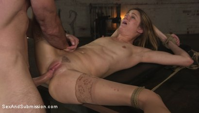 Photo number 28 from Put Away Wet: Zoe Sparx Squirts Under Charles Dera's Punishing Cock shot for Sex And Submission on Kink.com. Featuring Charles Dera and Zoe Sparx in hardcore BDSM & Fetish porn.