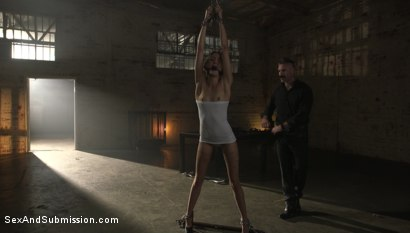 Photo number 4 from Put Away Wet: Zoe Sparx Squirts Under Charles Dera's Punishing Cock shot for Sex And Submission on Kink.com. Featuring Charles Dera and Zoe Sparx in hardcore BDSM & Fetish porn.