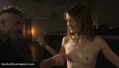 Photo number 7 from Put Away Wet: Zoe Sparx Squirts Under Charles Dera's Punishing Cock shot for Sex And Submission on Kink.com. Featuring Charles Dera and Zoe Sparx in hardcore BDSM & Fetish porn.