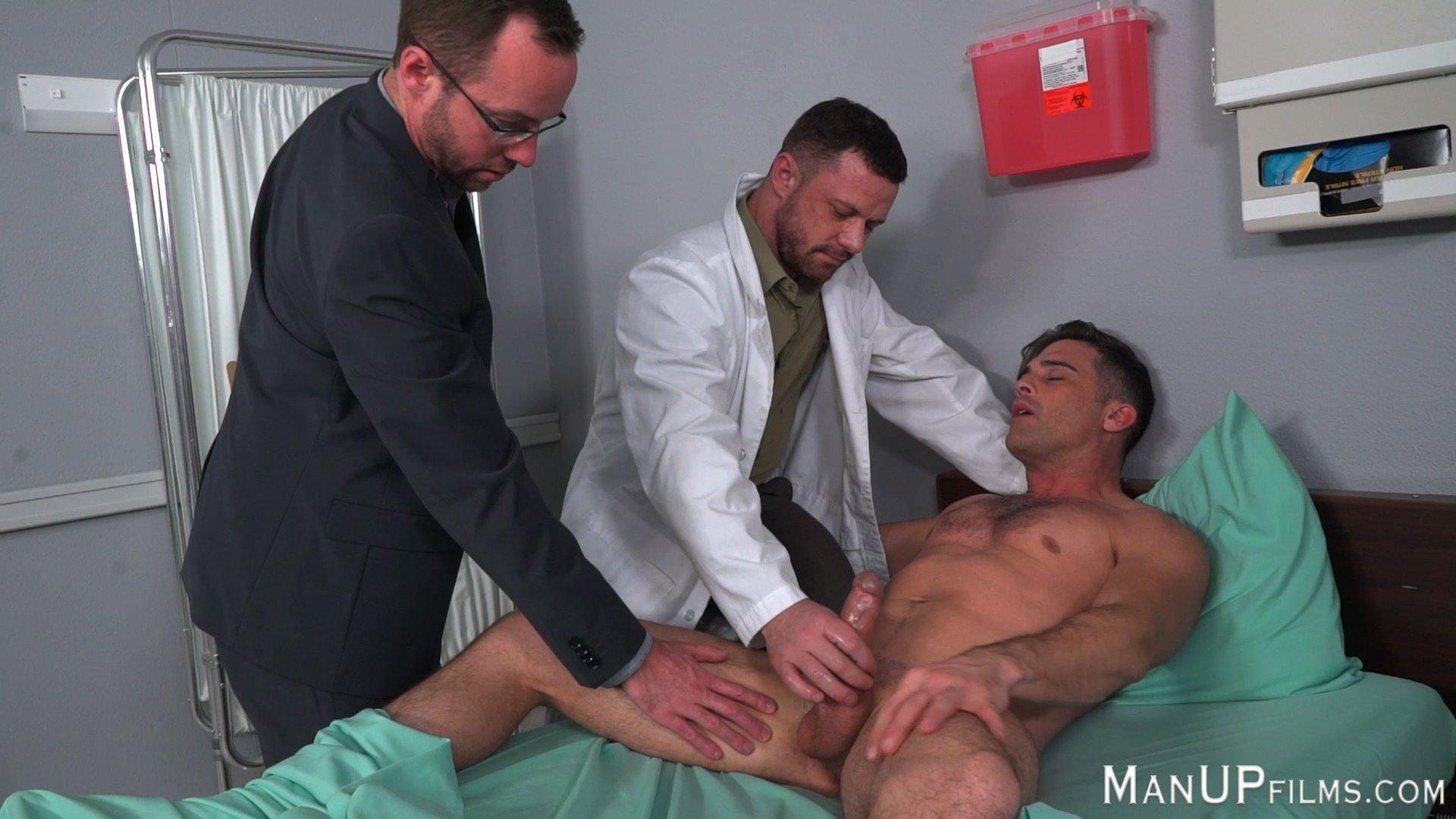 Dr Sgt Miles VS Alex Hawk Part 1