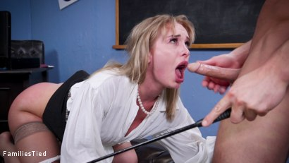 Photo number 4 from Family Assets: Cold Hearted Step-Sister Warms Up To Her Brother's Cock shot for  on Kink.com. Featuring Seth Gamble, Daisy Stone  and Avi Love in hardcore BDSM & Fetish porn.