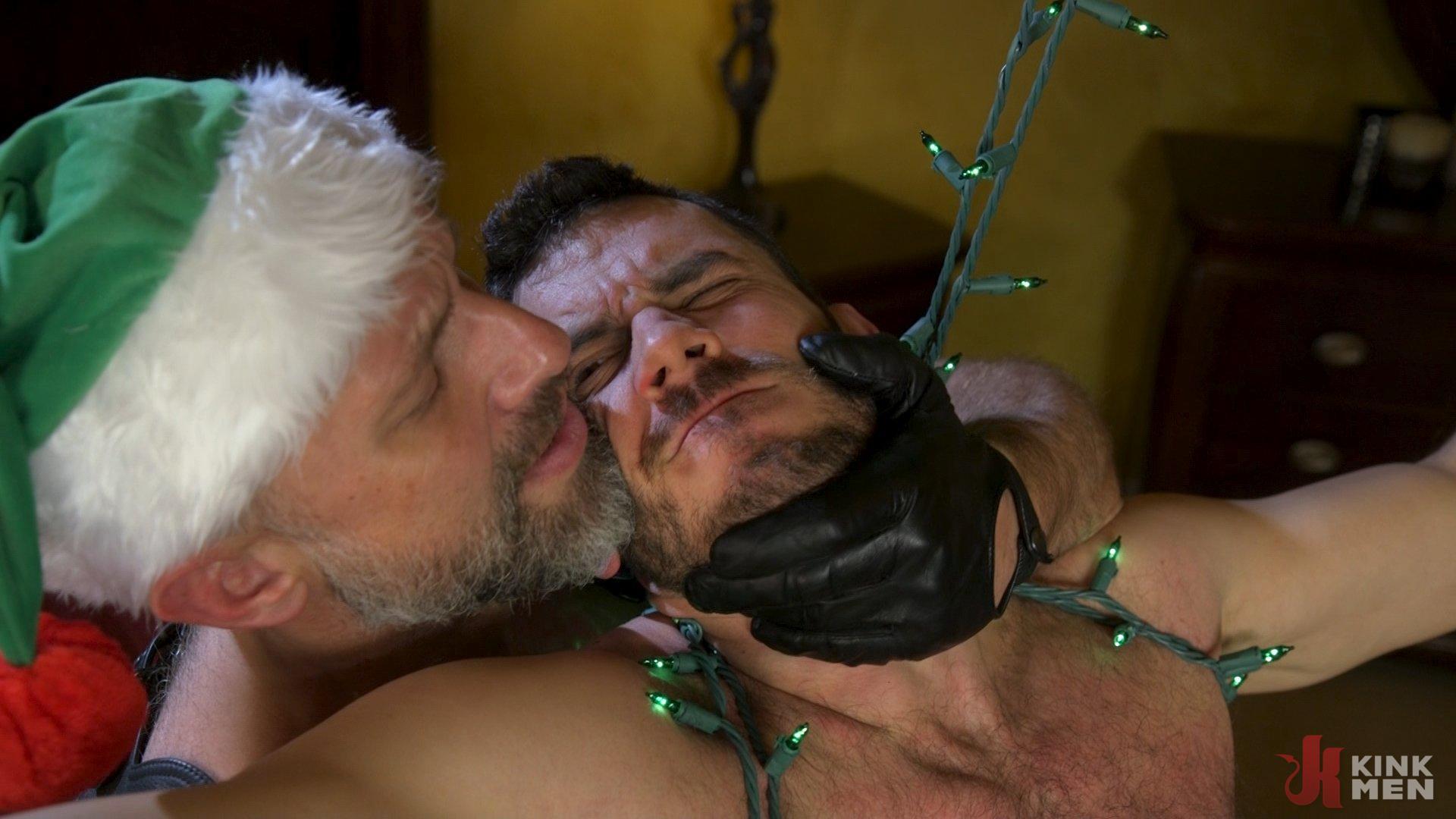 Photo number 23 from Homo Alone, Part One: Vander Pulaski Taken Down in Home Invasion shot for Bound Gods on Kink.com. Featuring Dirk Caber, Jack Dyer and Vander Pulaski in hardcore BDSM & Fetish porn.